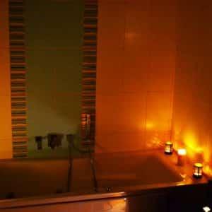 masážny salón kúpelňa