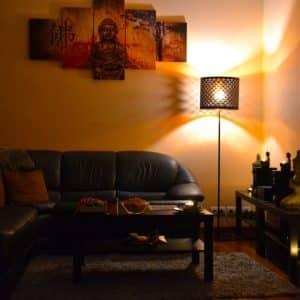 tantra štúdio obývačka